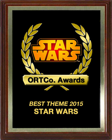 Best Theme 2015 - Star Wars