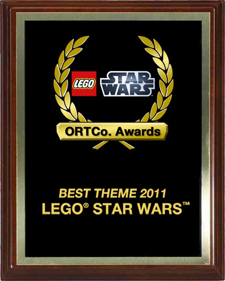 Best Theme 2011 - LEGO Star Wars