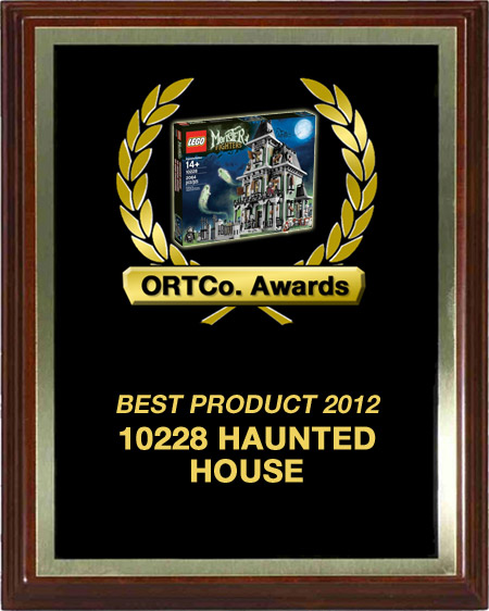 Best Product 2012 - 10228 Haunted House