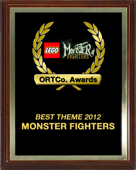 Best Theme 2012 - LEGO Monster Fighters