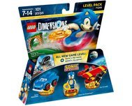71244 Dimensions Level Pack - Sonic the Hedgehog™