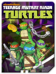 LLEGO® Teenage Mutant Ninja Turtles™
